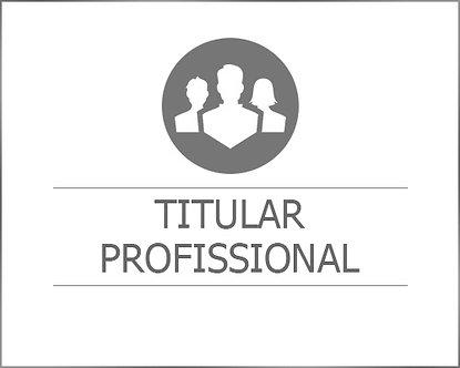 Sócio Titular / Profissionais