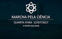 Marcha pela Ciência 2017