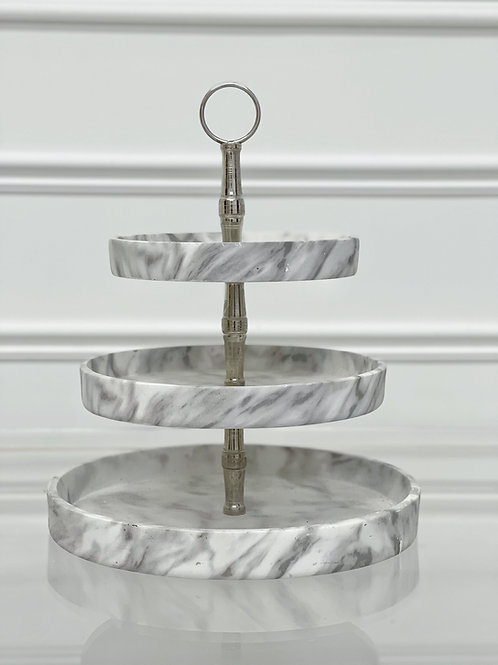 Marble Style Cupcake Holder
