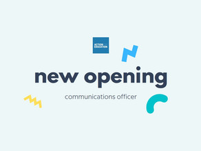 AFE is looking to hire a Communications Officer