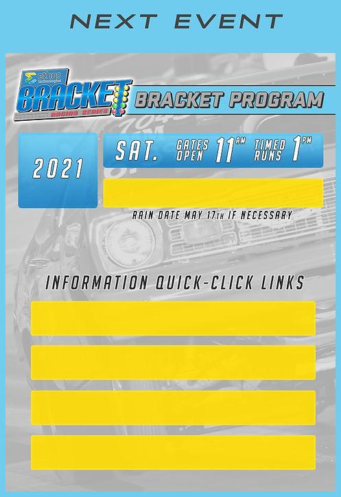 Bracket Box - INFO thin with header 2021