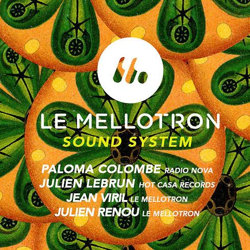Le Mellotron Sound System