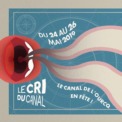 Le Cri du canal : Bolivard + Pasteur Charles + Deborah aime la bagarre