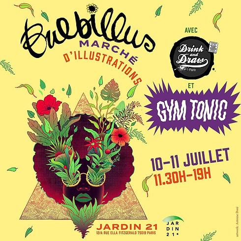 Bulbillus : Marché d'illustrations