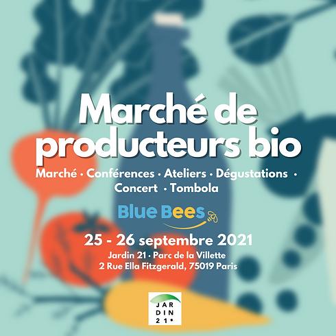 """Marché de Bluebees : """"Les producteurs contre-attaquent !"""""""