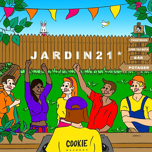 Cookies Open Air