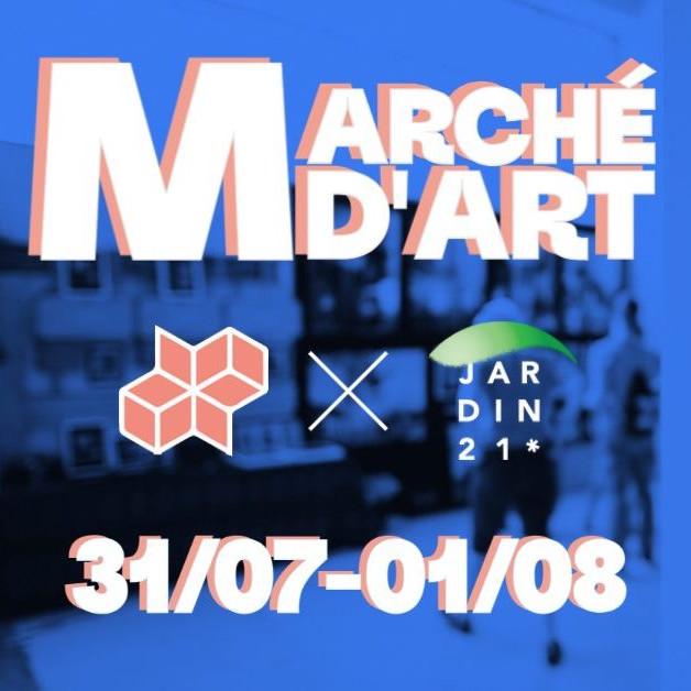 Le Marché d'Art Meet My Art