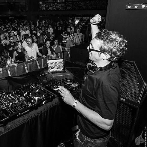 Poison Gauchiste DJ set