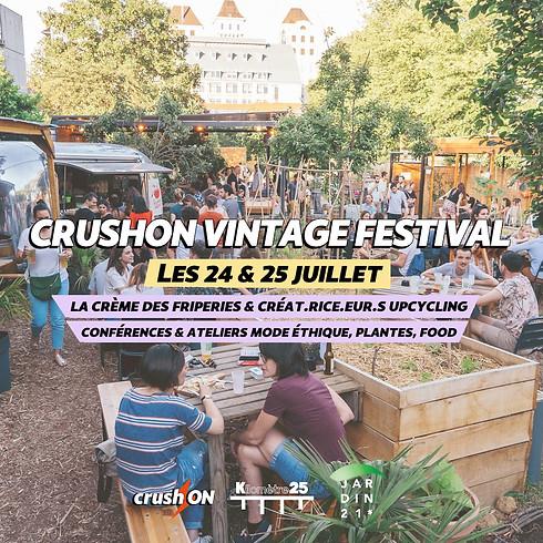 CrushON Vintage Festival