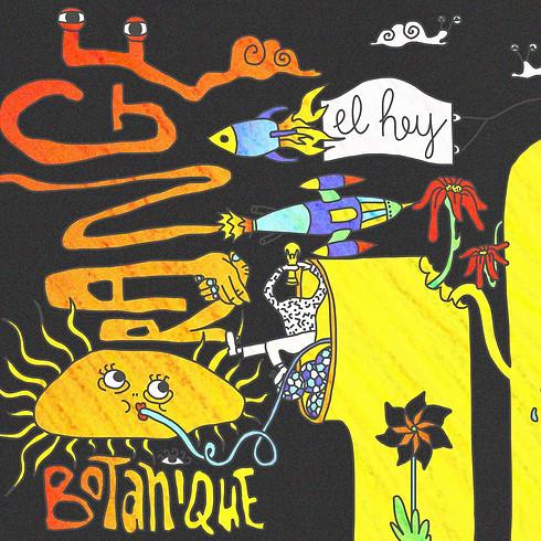 Orange Botanique avec le collectif El Hey (1)