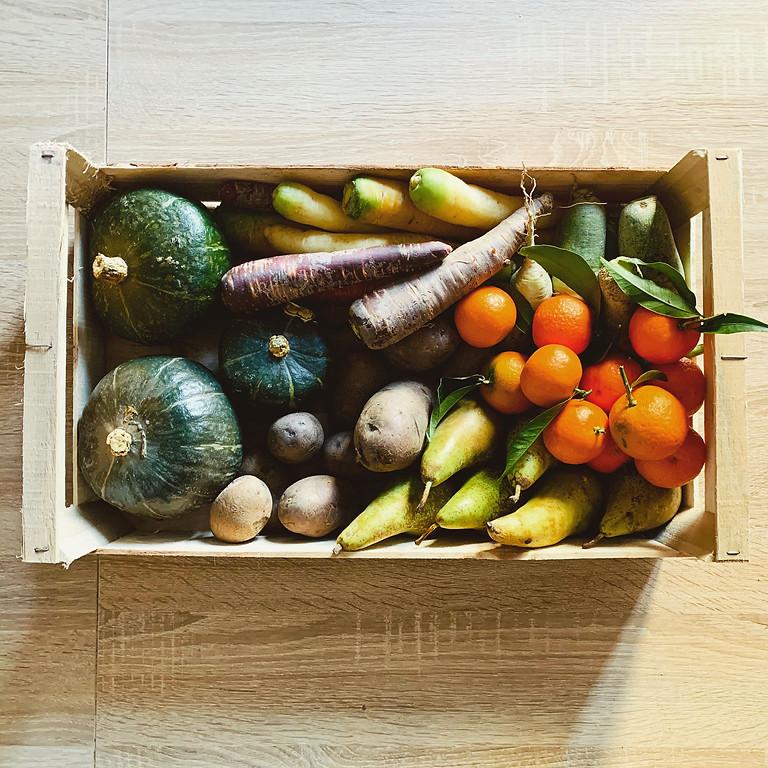 Les Paniers Colibris : vente de fruits et légumes en direct