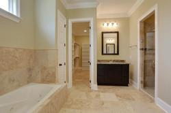 Master Bath View to Master Closet