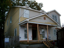 Front of house 2