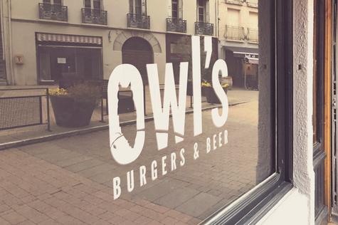 Owl's Burgers & Beer