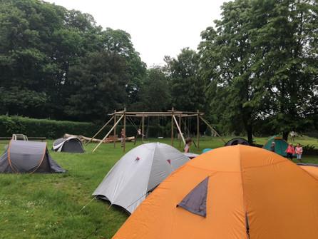 Camping de Zandloper