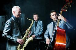Chameleon jazz trio.