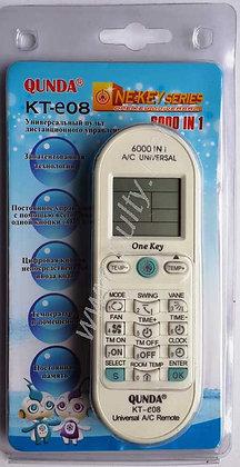 QUNDA KT-E08 для кондиционеров 6000 в 1