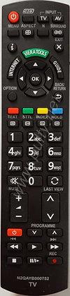 Panasonic N2QAYB000752 VIERA  3D