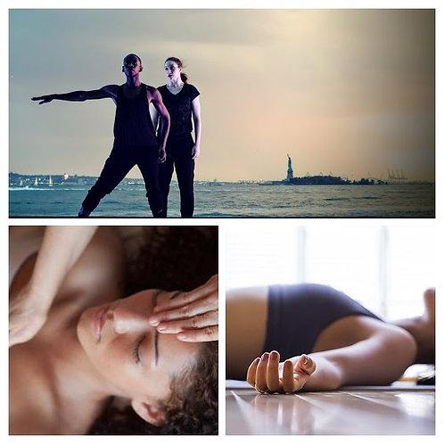 Energy Work, Mindful Movement, Meditation Bundle - À La Carte