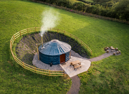 Brechfa Yurts