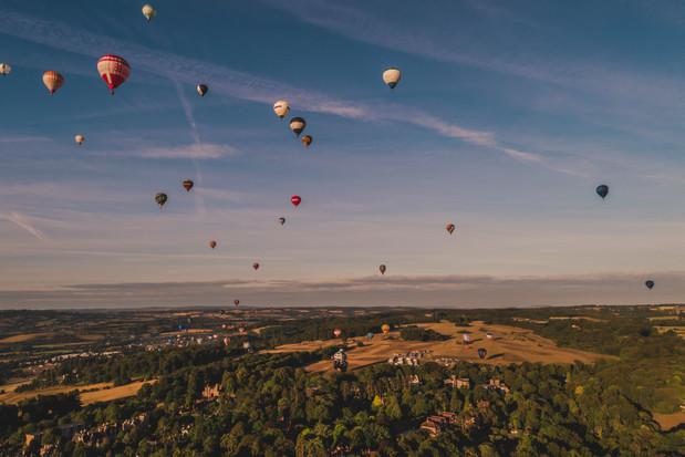 Balloon Fiesta - Bristol