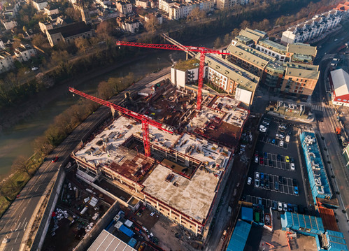 Harbourside development - Bristol