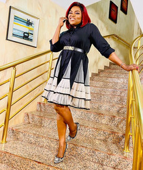 Funke Akindele is back