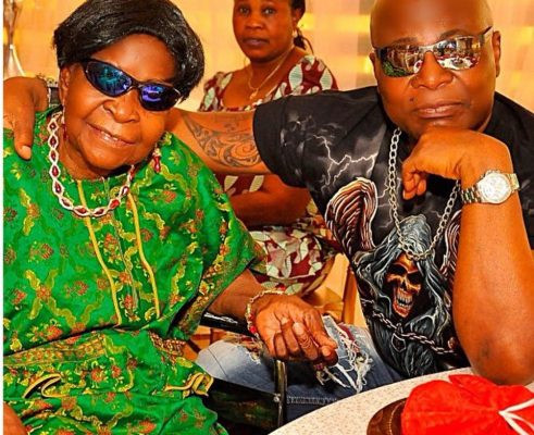 Charly Boy celebrates mother at 100