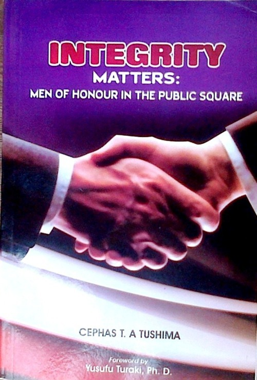 Integrity Matters: Men of Honour in the Public Square Book Review