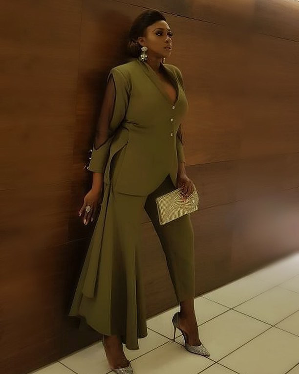12 Must-See Photos of Celebrities and Socialites at Headies 2018