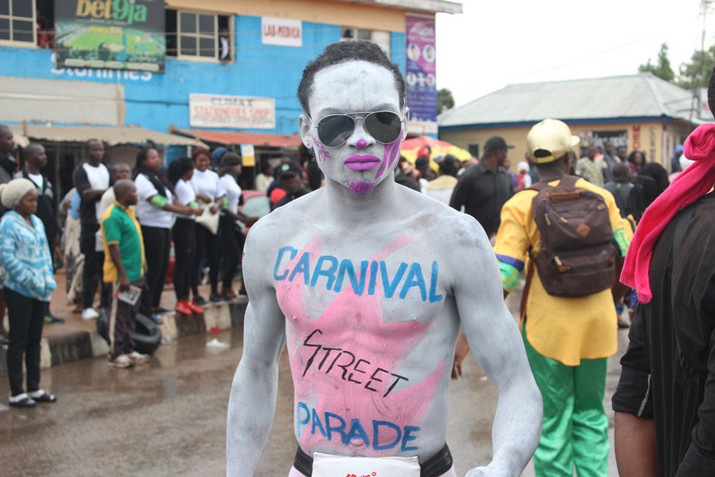 Stunning Moments From Jos Carnival