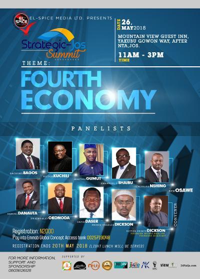 Why I Am Convening The Strategic Jos Summit