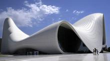 Zaha Hadid: the World loses it's most Futuristic Architect