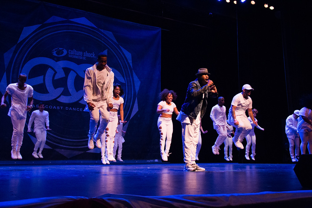 ECDC Culture Shock DC Tour Medley
