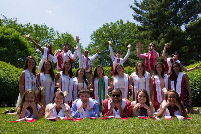 It's Graduation Time!
