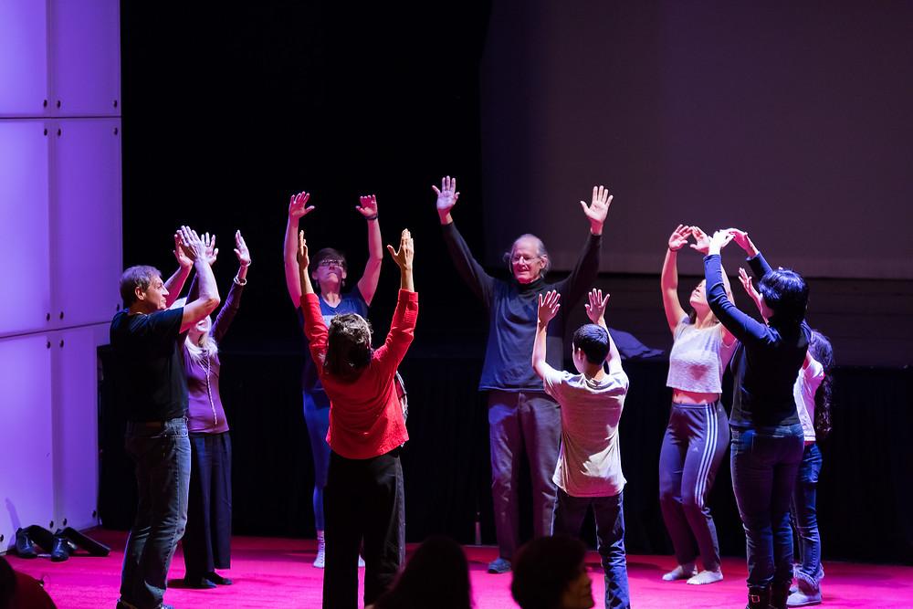 kennedy center millennium stage picture