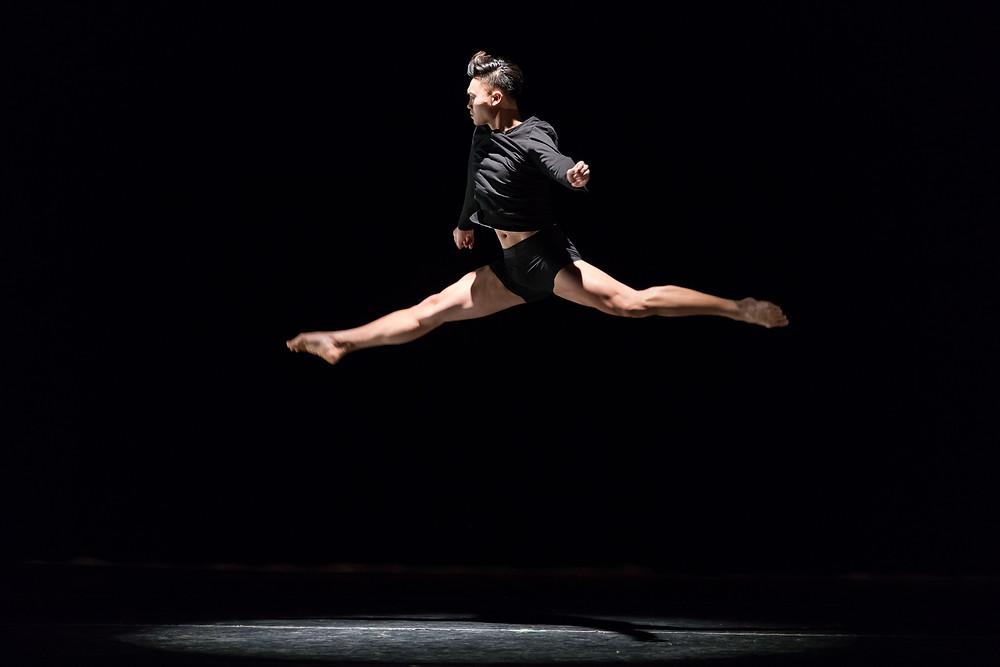 kennedy center millennium stage dance picture leap