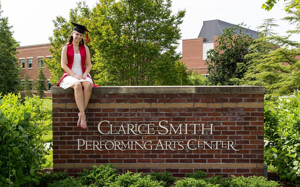 graduation umd clarice