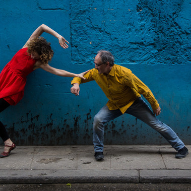 PEARSON WIDRIG DANCETHEATER in Cuba