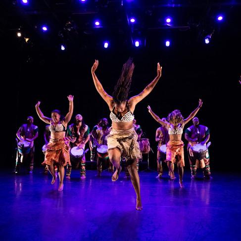 Bambara Drum and Dance Ensemble