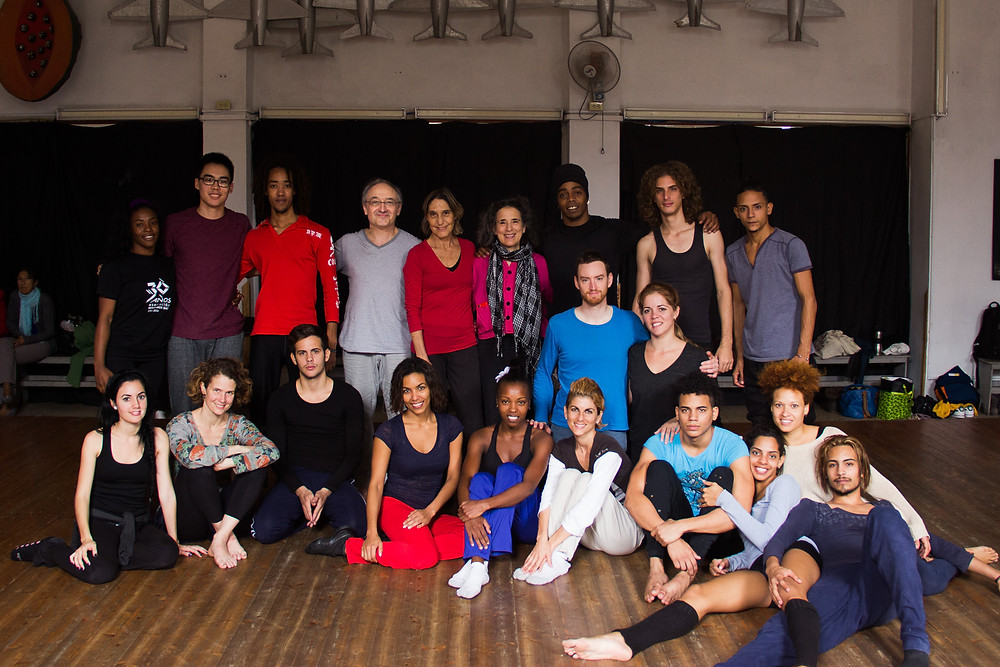 dancers from our residency