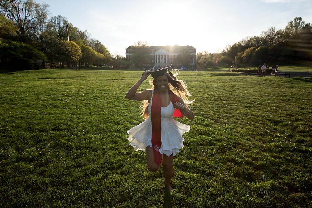 graduation sunset run