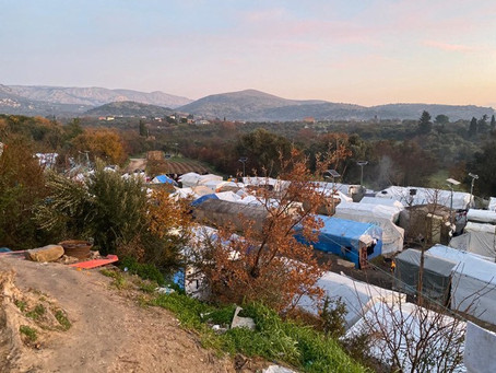 RBB Special from Chios: What is life really like in Greek Refugee Camps?
