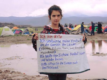 Rita, a Childhood Spent Seeking Refuge