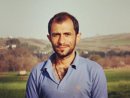 More than Rita's Uncle : A True Syrian Activist