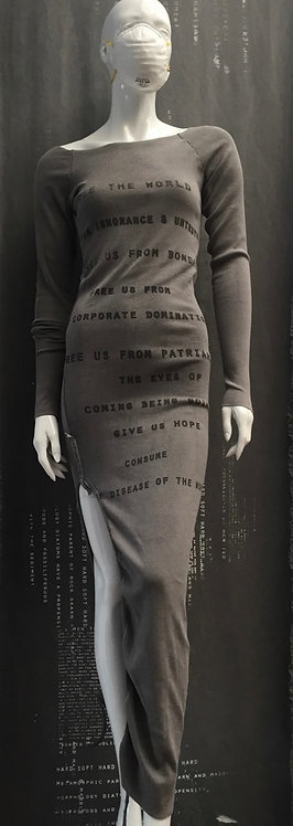 RAGLAN DRESS | SA