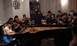 ピアノ伴奏 横浜 川崎