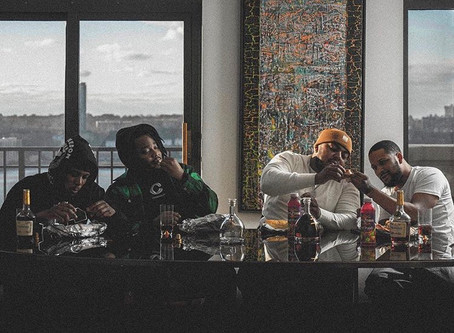 Queens Finest SoulGroupUniverse Releases 'Soul Food'