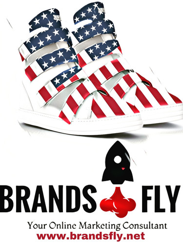 Brands Fly Company Poster