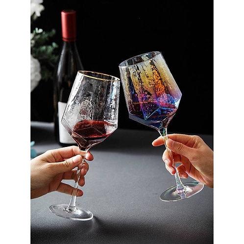 แก้วไวน์ผิวขรุขระ Wine Glass